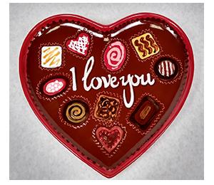 Salt Lake City Valentine's Chocolate
