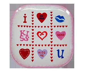 Salt Lake City Valentine's Tic Tac Toe