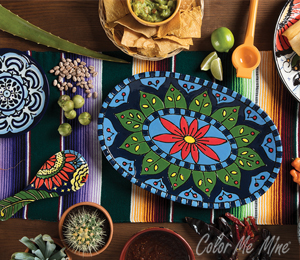 Salt Lake City Talavera Tableware