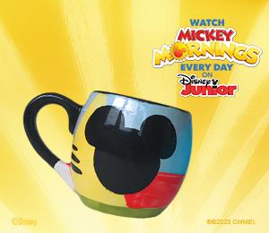 Salt Lake City Mickey's Bubble Mug